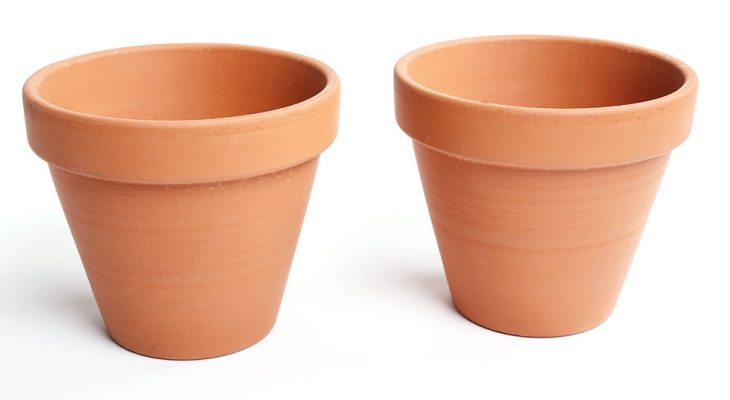 matéière pots extérieur